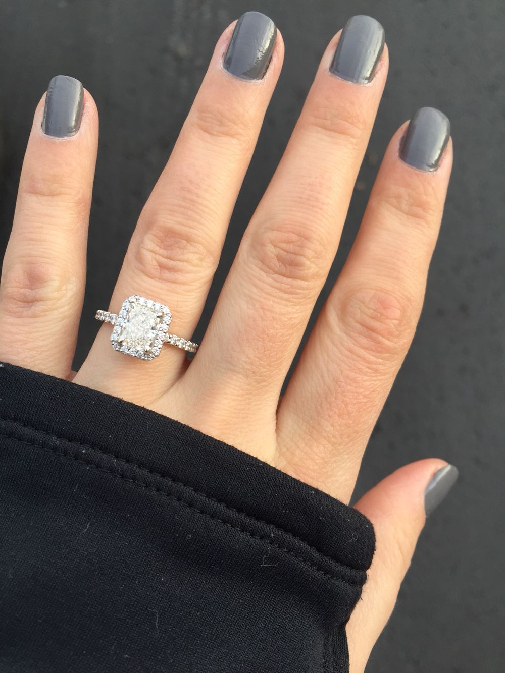 Nyc 12 11 15 Where The Love Of My Life Proposed ️