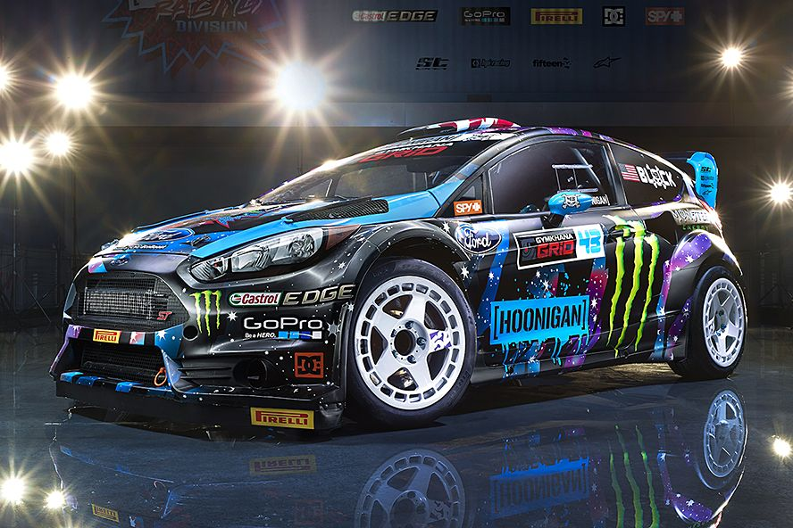 2015 ford fiesta st rx43 the rx43 (rallycross #43) was initially