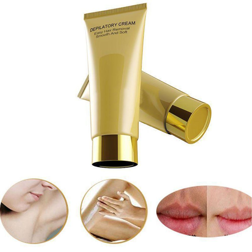 Painless Men Women Armpit Legs Private Part Depilatory Cream Hair