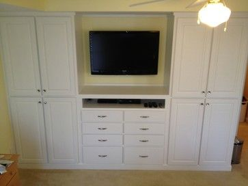 Tv Closet Design Ideas Pictures Remodel And Decor
