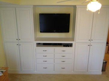 Tv Closet Design Ideas Pictures Remodel And Decor Build A