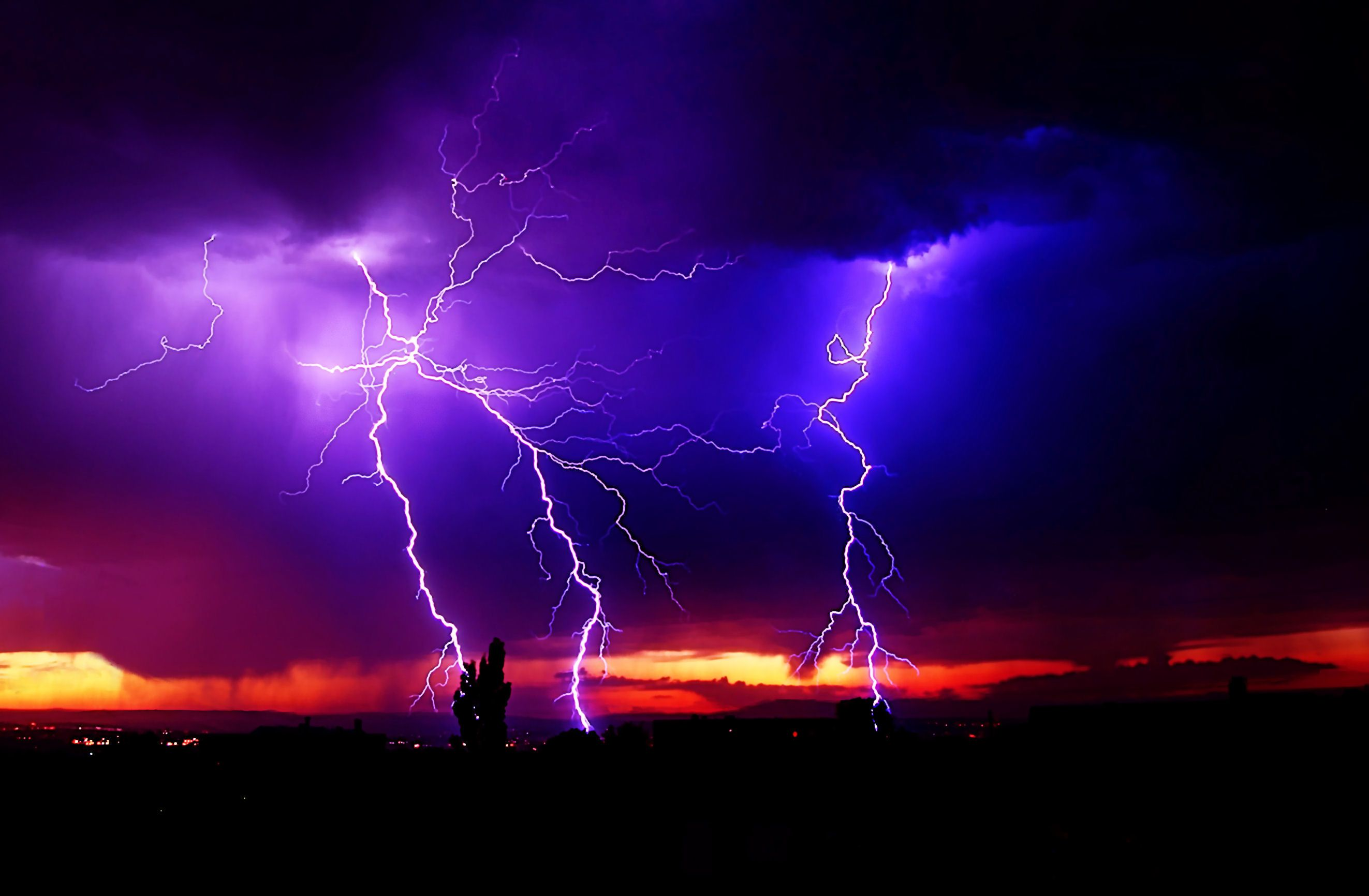 Lightning | Impressive Lightning Storms for your Desktop Wallpaper | Thomas Craig ...