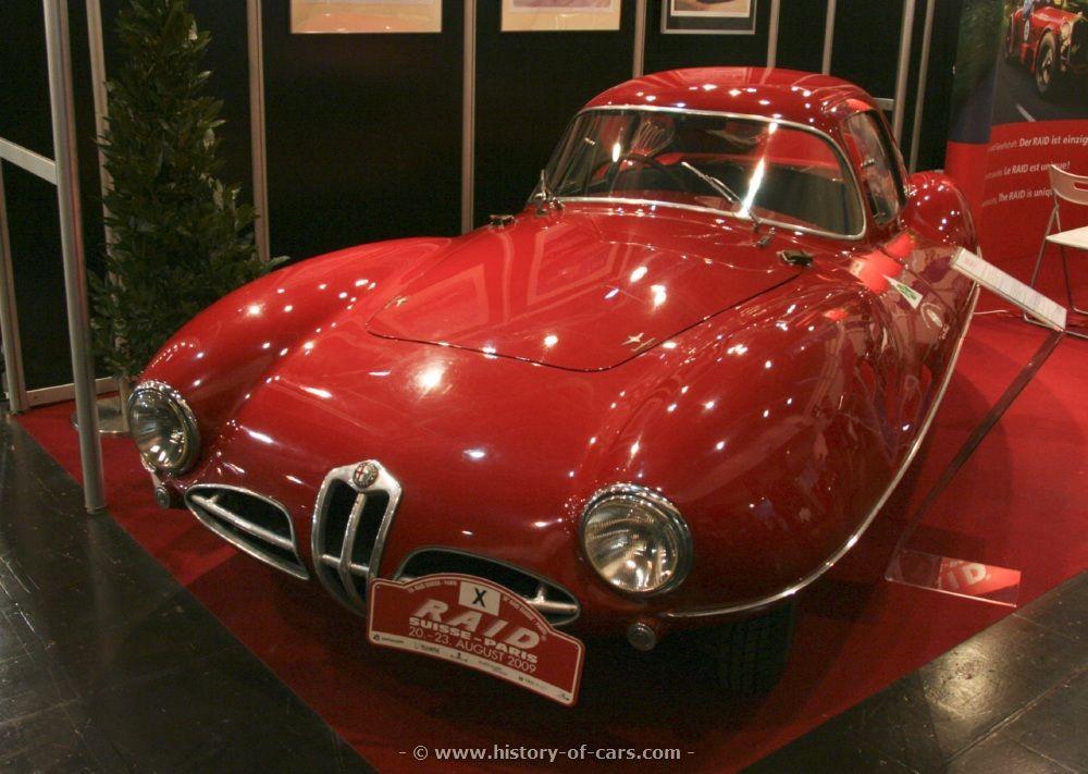 Alfa Romeo 1900 C52 \
