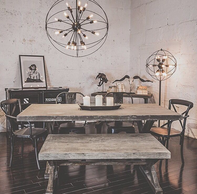 Love this CDI furniture dining room.