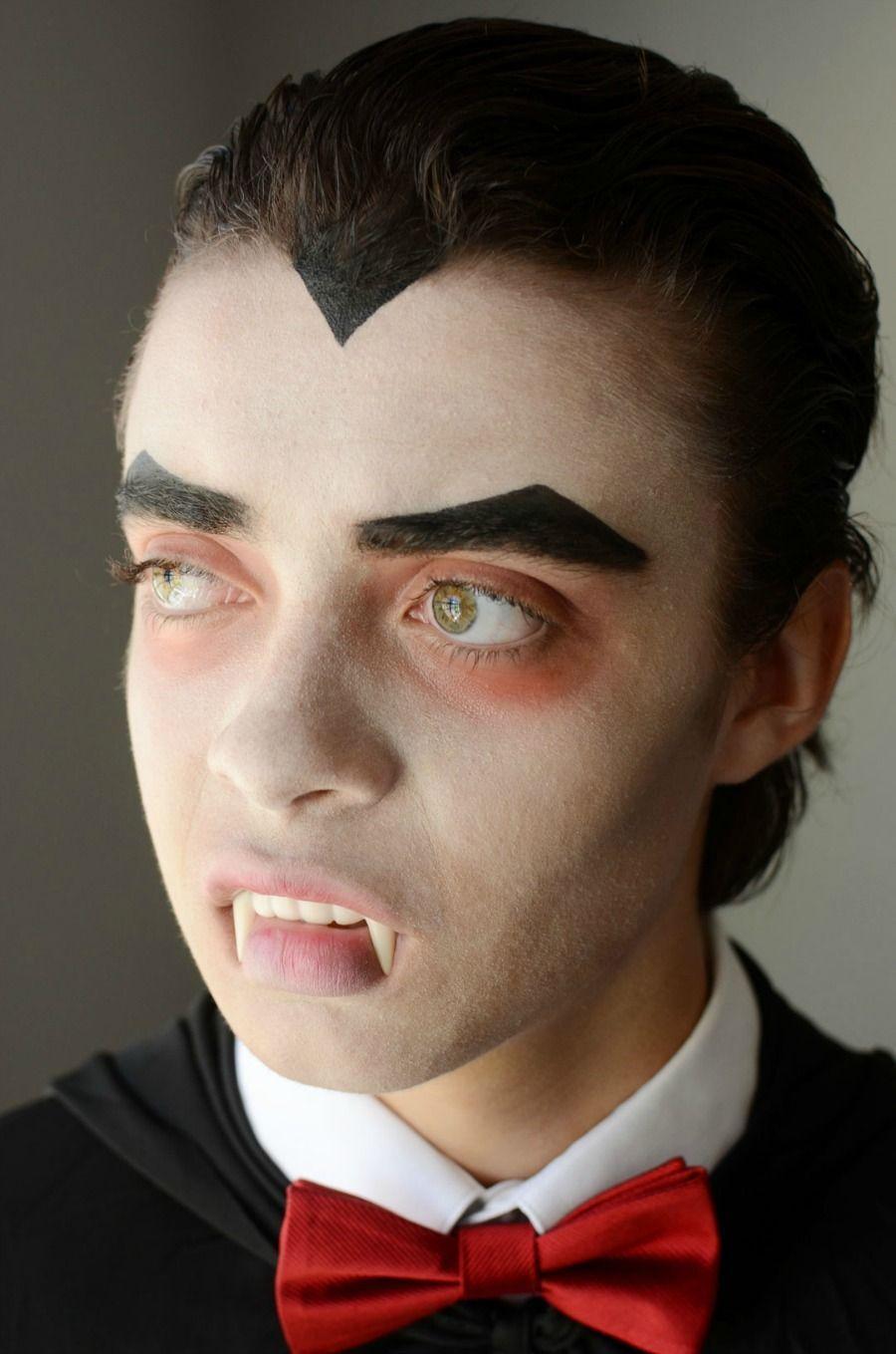Fandango Halloween 2020 Movie Monster Makeup: Go Old School Dracula for Halloween