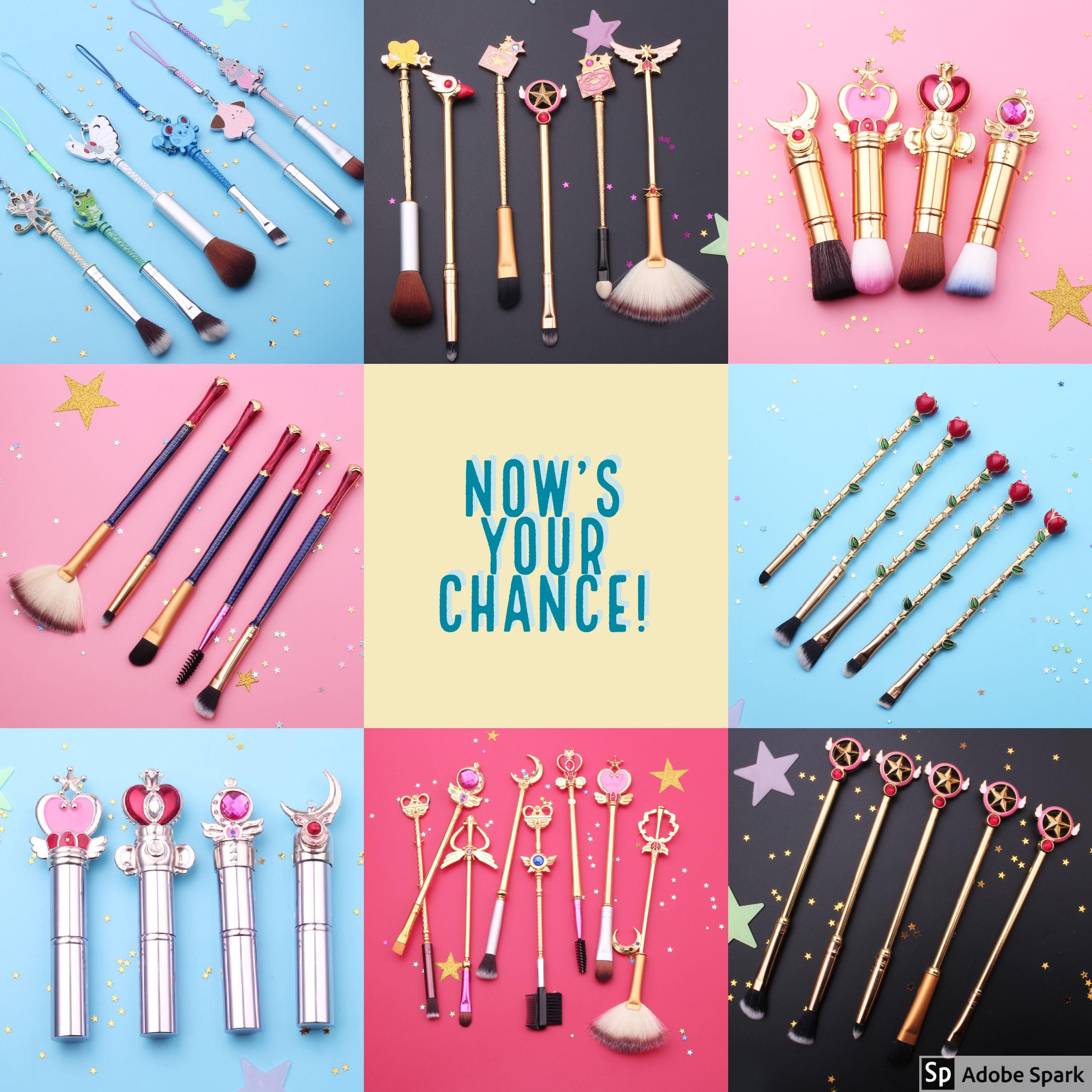 Get your favorite makeup brush sets during our Super Sale