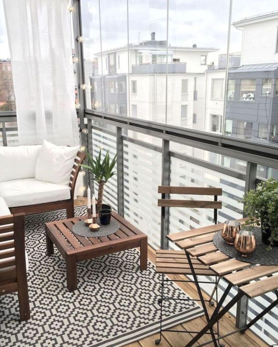 Apartment Balcony Decor Ideas Maximizing Tiny Terrace for …