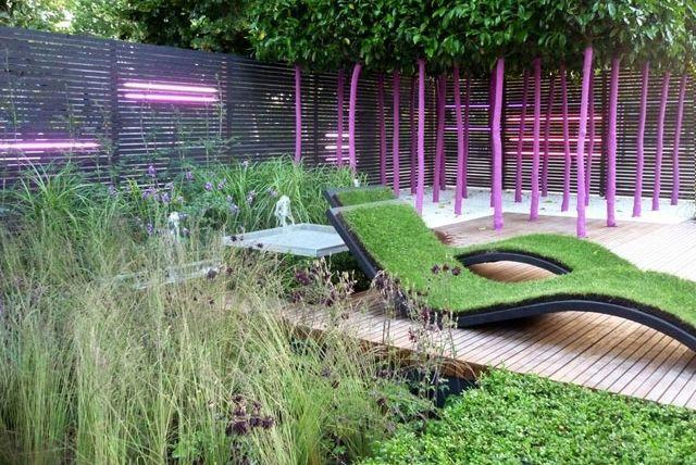 Hôtel novotel jeux de lignes christian fournet paysagiste conception création espaces verts