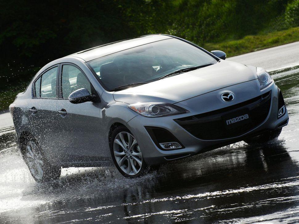 Mazda Recalls 174 000 Passenger Cars For Broken Seats Roadshow
