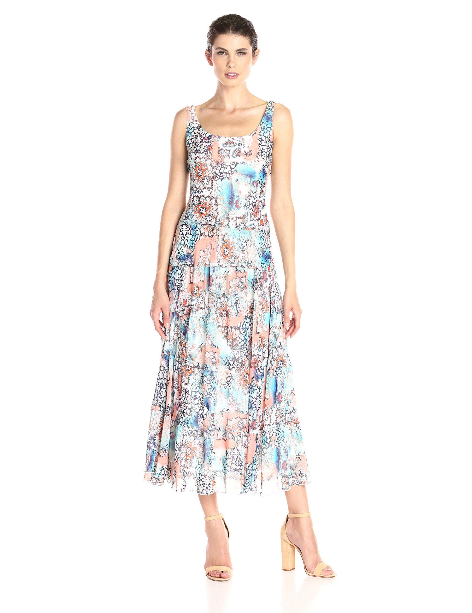 Betsey johnson wedding dresses  Kasper Womenus Multi Tiered Maxi  fashions  Pinterest  Shop Free