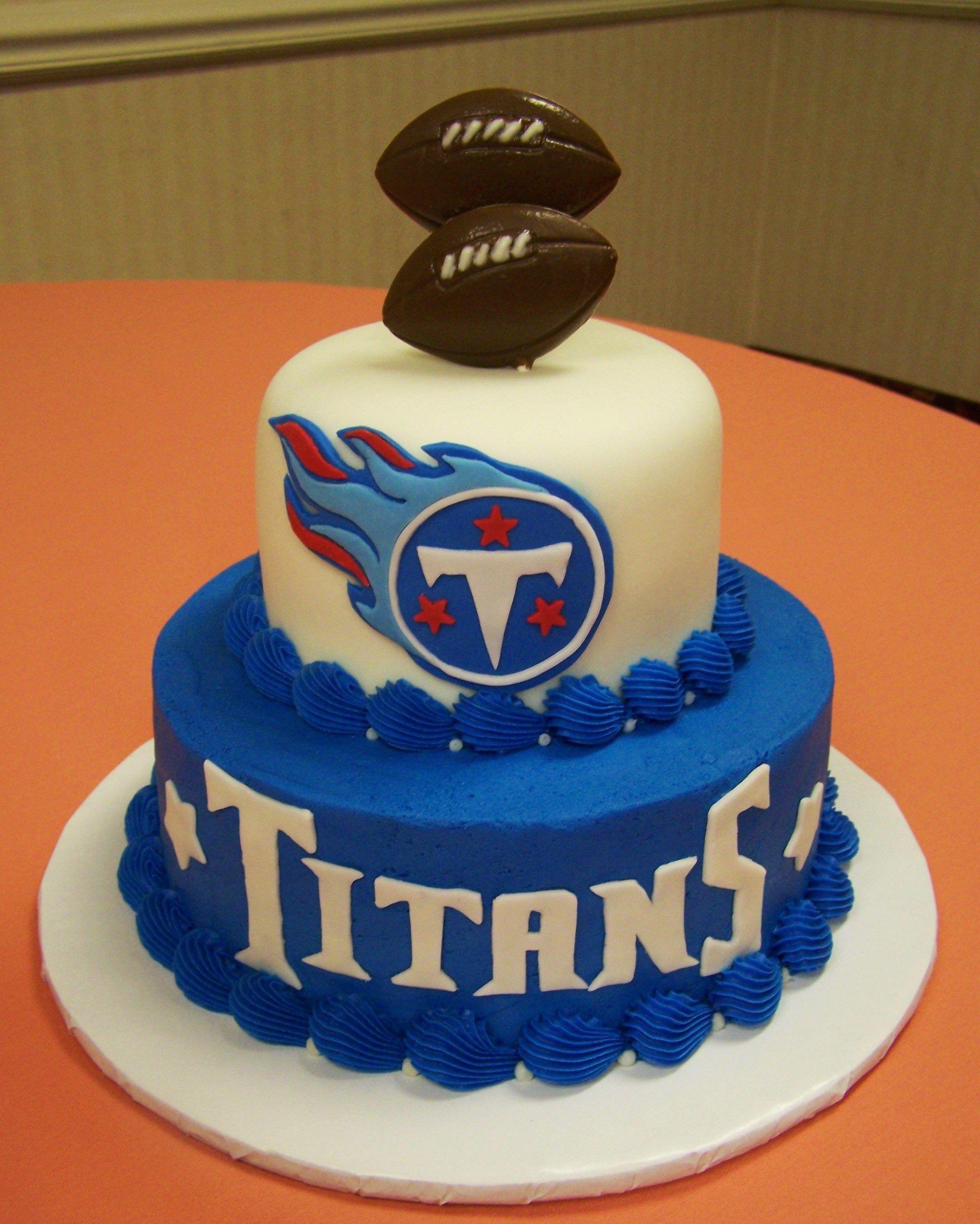 titans themed cake Tn Titans 5a0e9d2e7