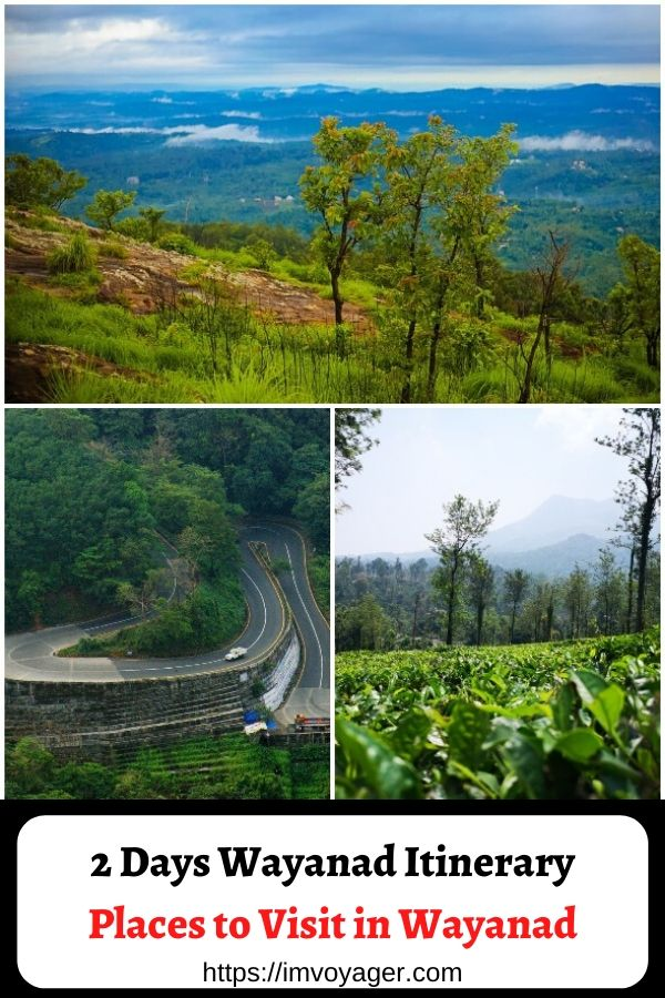 Places To Visit In Wayanad In 2 Days Wayanad Trip Travel Destinations Asia Places To Visit Asia Travel
