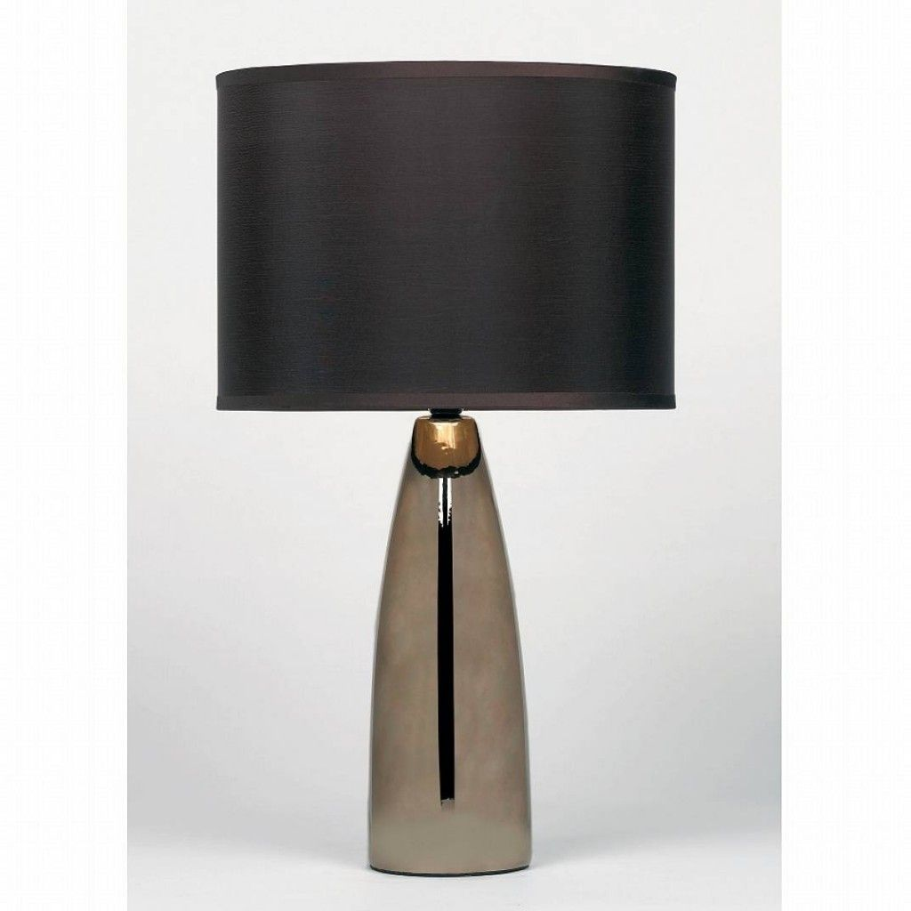 Contemporary table lamps for living room -