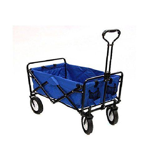 Folding Grocery And Utility Carts Folding Wagon Utility Wagon