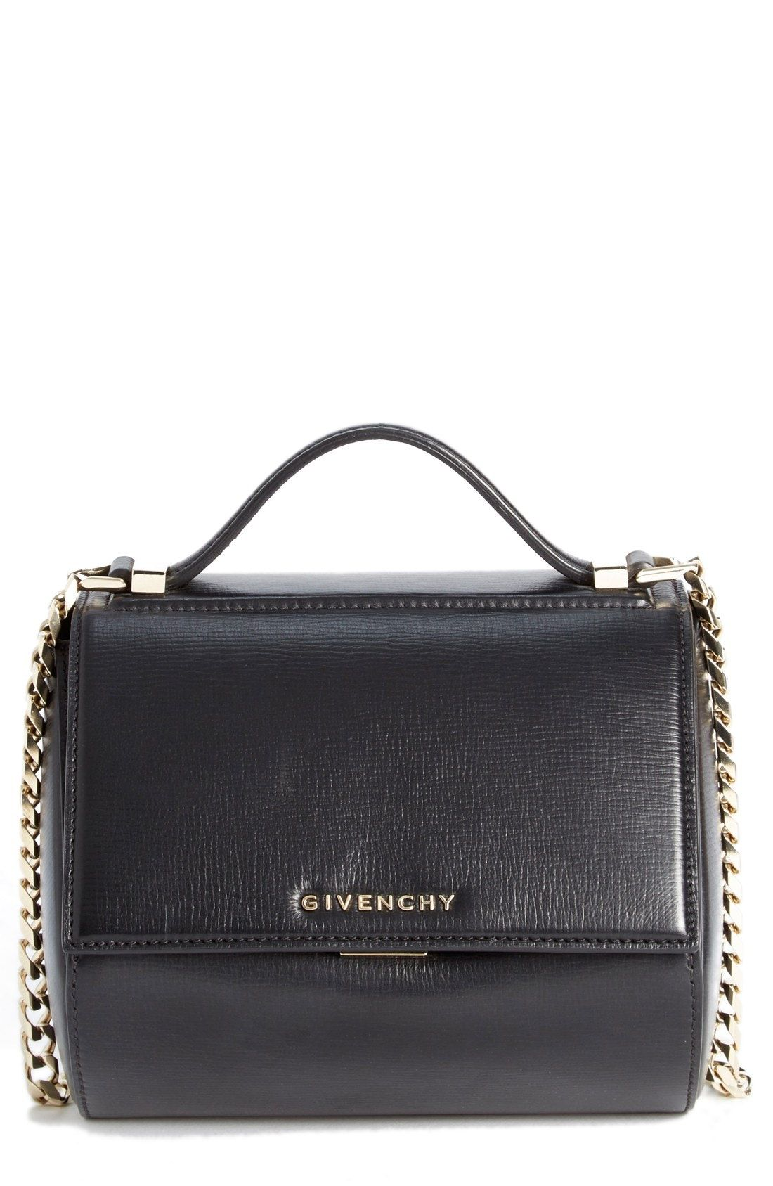 372653d742 New Givenchy Mini Pandora Box - Palma Leather Shoulder Bag fashion online.    2090   shop.seehandbags