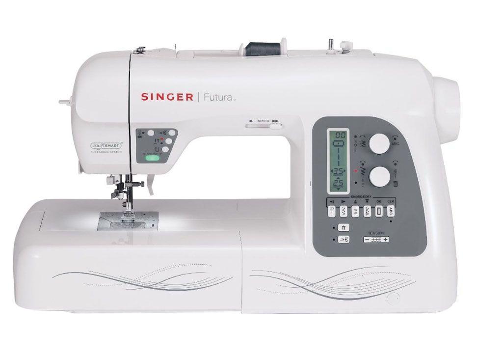 Bordadora Singer Futura Xl 550 Sewing Machine Singer Sewing Machine Best Embroidery Machine