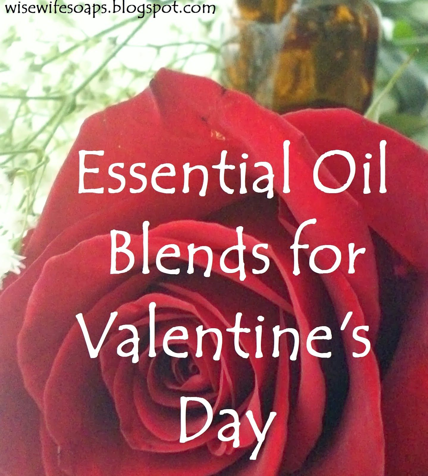 Essential Oils for Your Valentine! Three awesome essential oil blends for Valentine's day Use these essential oils to make your Valentines day extra special. | Visit SkyMall.com to help create a spa like environment at your house!