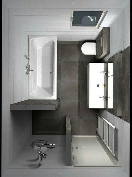 Deze Is Perfect Badezimmer Umbau Kleine Badezimmer Design Badgestaltung