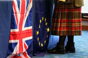 EU Officials Are Discussing How To Fast-Track An Independent Scotland's Entry