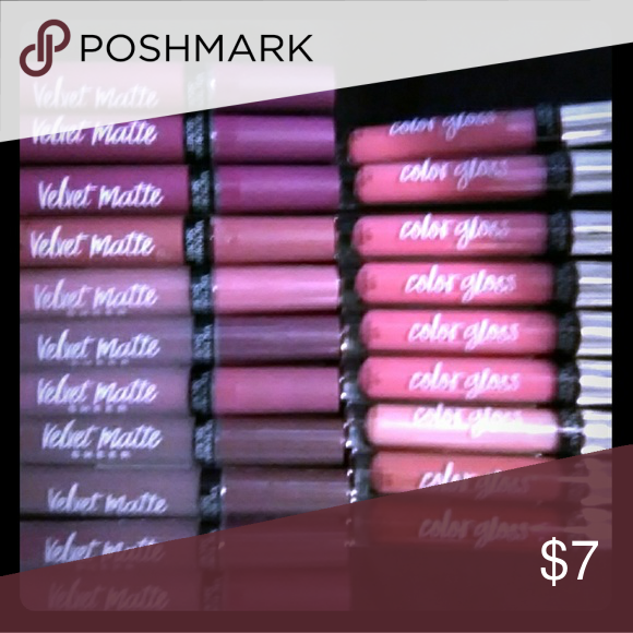 Victoria Secrey Lip Gloss/matte Buy 2 Get One Free 2 For