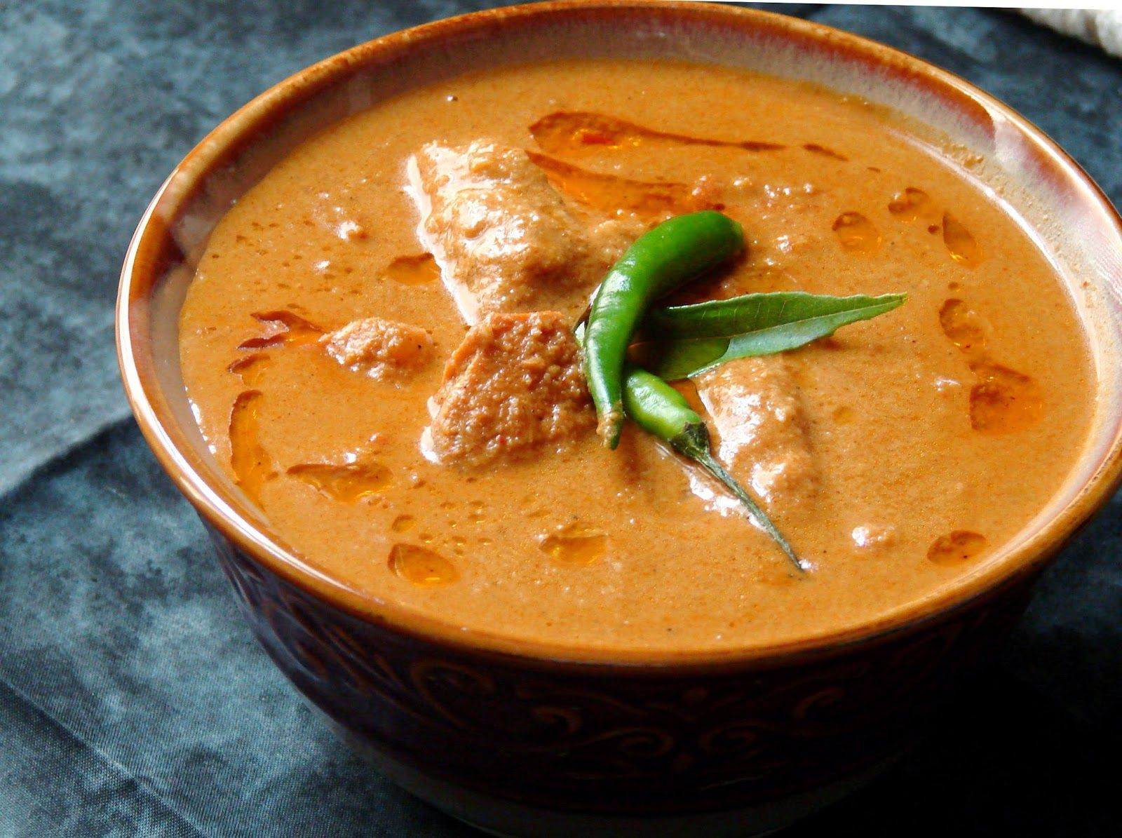 recipe: king fish curry mangalorean style [11]