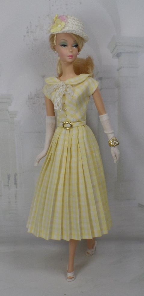 Sunshine for Silkstone Barbie.
