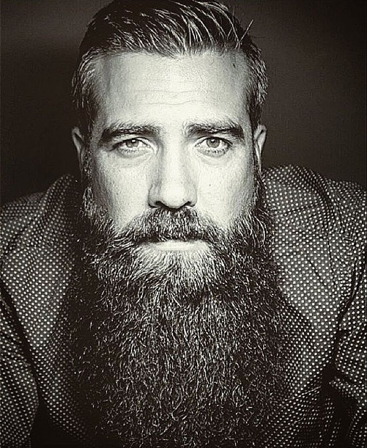 BEARDREVERED on TUMBLR | joblack8:   Just a throwback  .  .  #beard #beards...