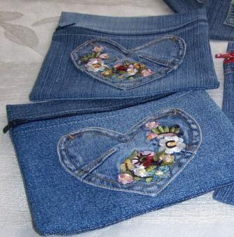 wicked cute from old jeans. Ideas con jeans que no usamos, se aplican botones o algún accesorio de tu agrado.