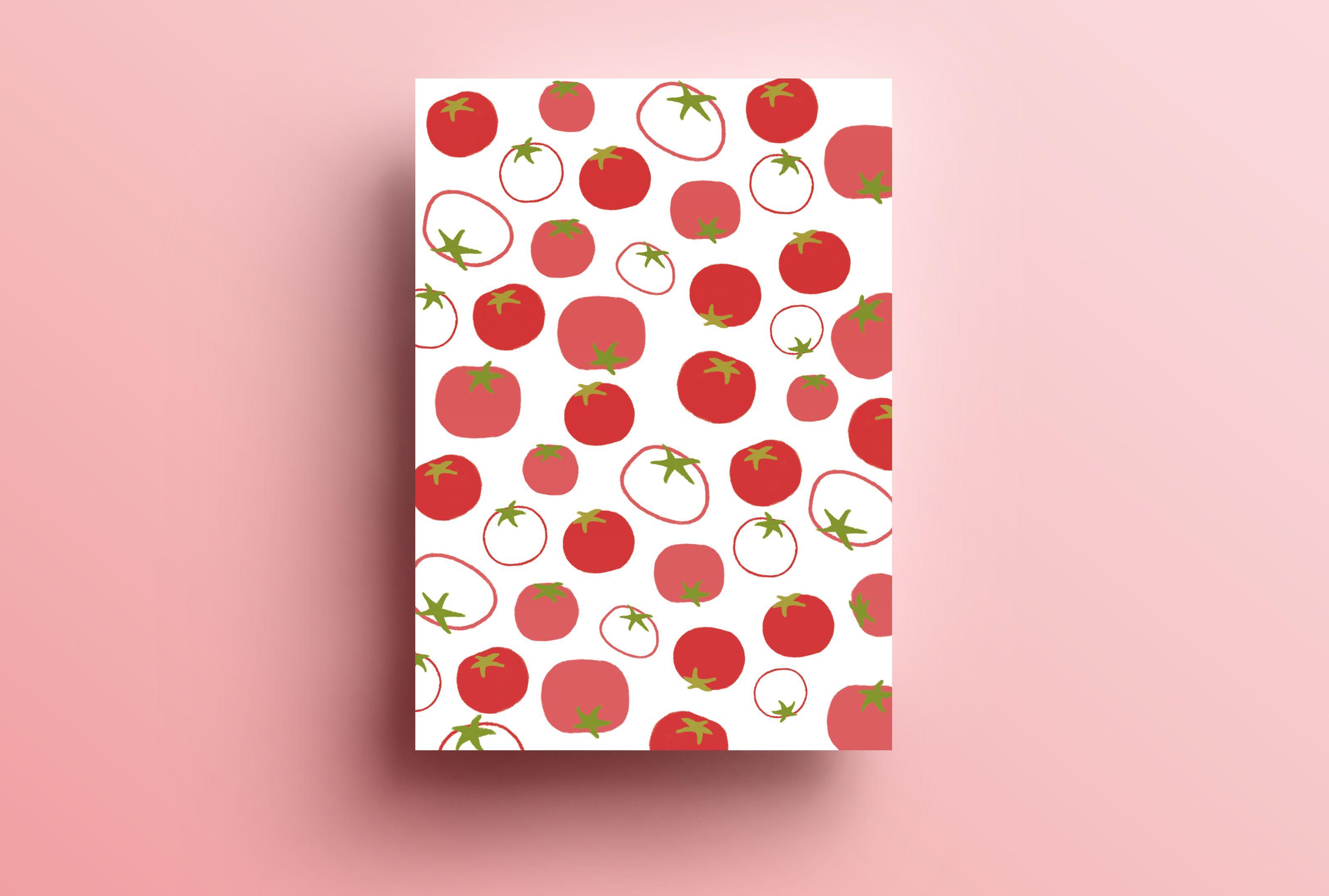 Pattern Tomato