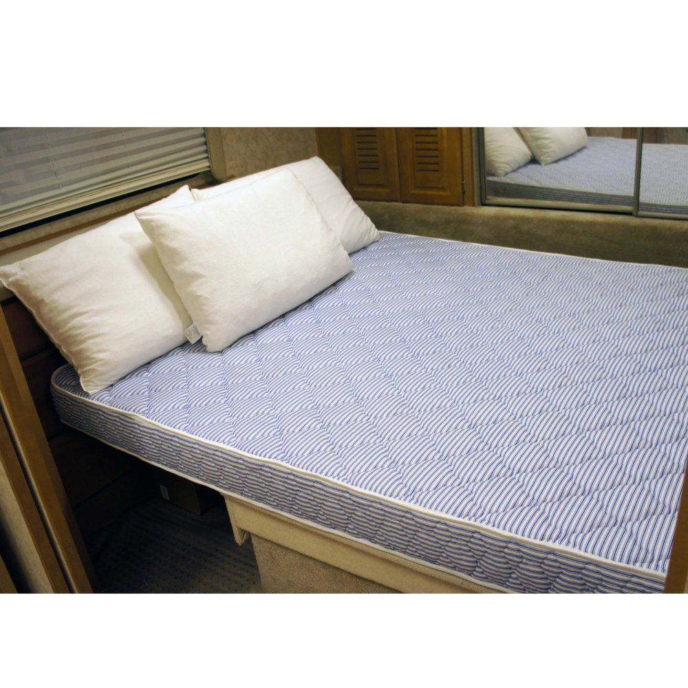 RV Mattress Sizes, Types, and Places To Buy Them Camper