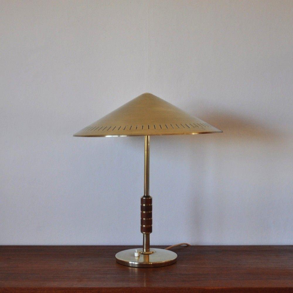Model B146 Desk Lamp By Bent Karlby For Lyfa 1950s Desk Lamp Table Lamp Lighting