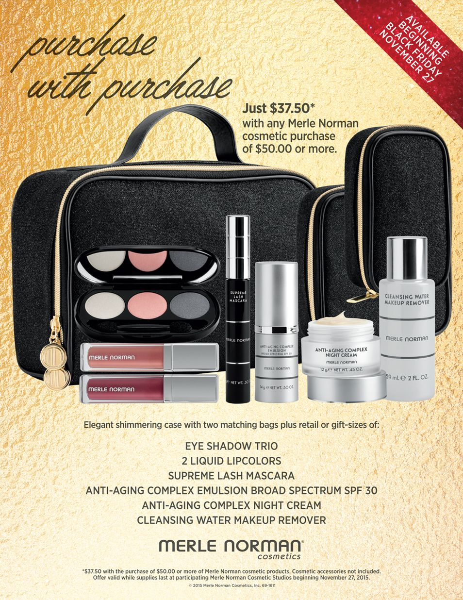 Merle Norman Purchase With Purchase Cleansing Water Makeup Remover Mascara Lashes Best Makeup Products