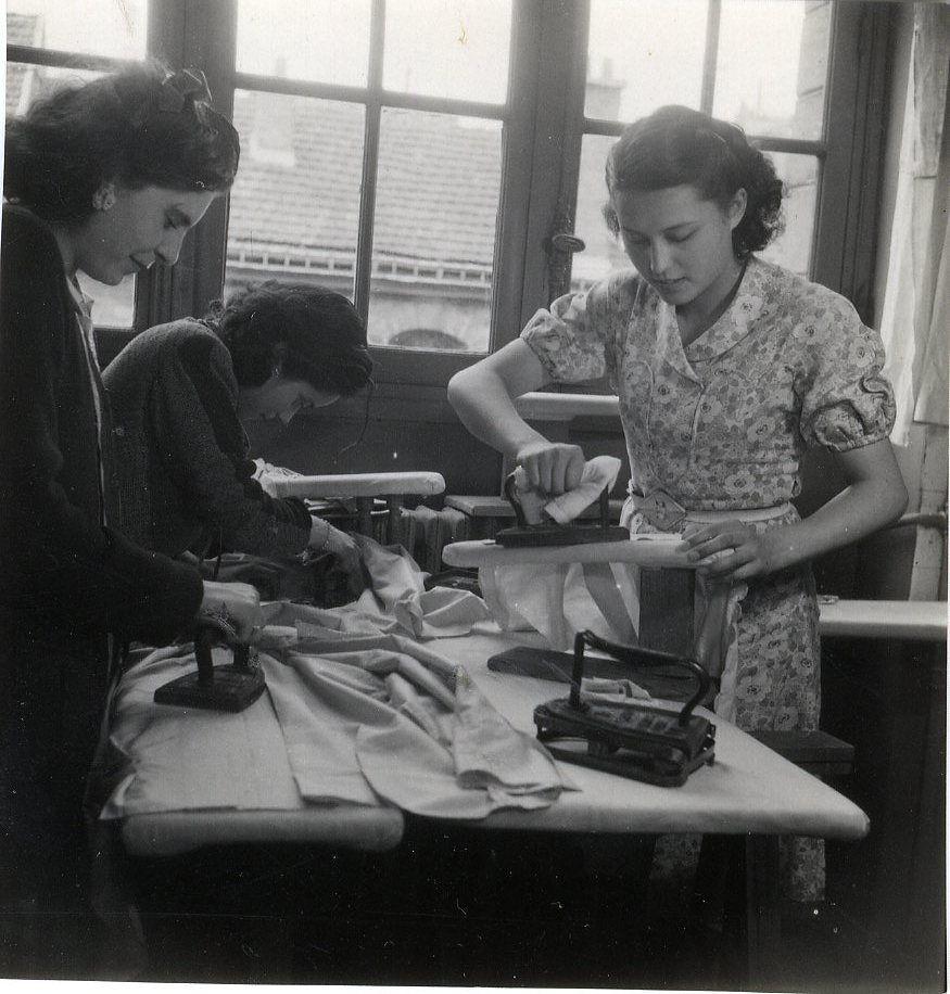 Histoire cole de mode paris ecole de la chambre - Ecole de la chambre syndicale de la couture parisienne ...
