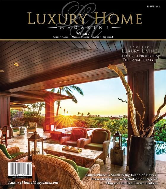 Another Luxury Home Magazine Cover by Dave Tonnes of PanaViz.   Also  pages 24-25, top of 29, 43, 44-45, 47 bottom left.  For 2 back to back quarters!  Woot!   LUXURY HOME MAGAZINE Hawaii Life: Big Island Luxury Home Magazine Hawaii