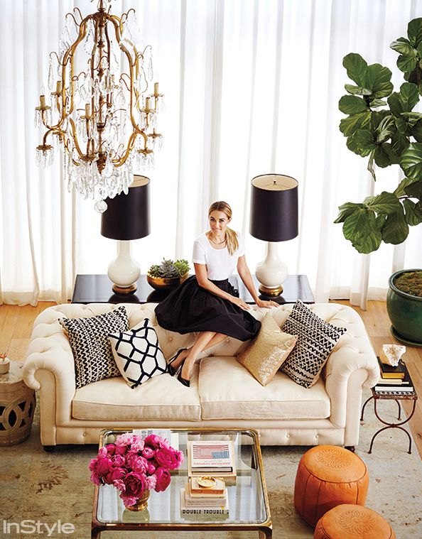 Lauren Conrad Has A Chandelier In Her Closet And Other Must See Photos From Home