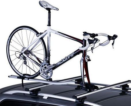 Roof Mounted Bike Racks Are Made By Brands Such As Menabo Mt