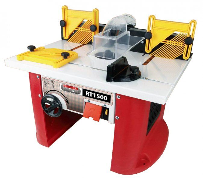 Lumberjack tools rt1500 1500w bench top router table with lumberjack tools rt1500 1500w bench top router table with integrated router woodworking keyboard keysfo Image collections