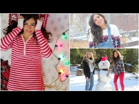 Holiday Lookbook: My Christmas Checklist Bethany Mota https://www.youtube. - Pin By Olivia Kimbro On M☮тavaтor Pinterest Christmas