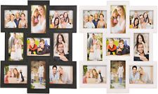 New Multi Image Aperture Large Photo Frame 6X4 Size Pictures Collage Family Size