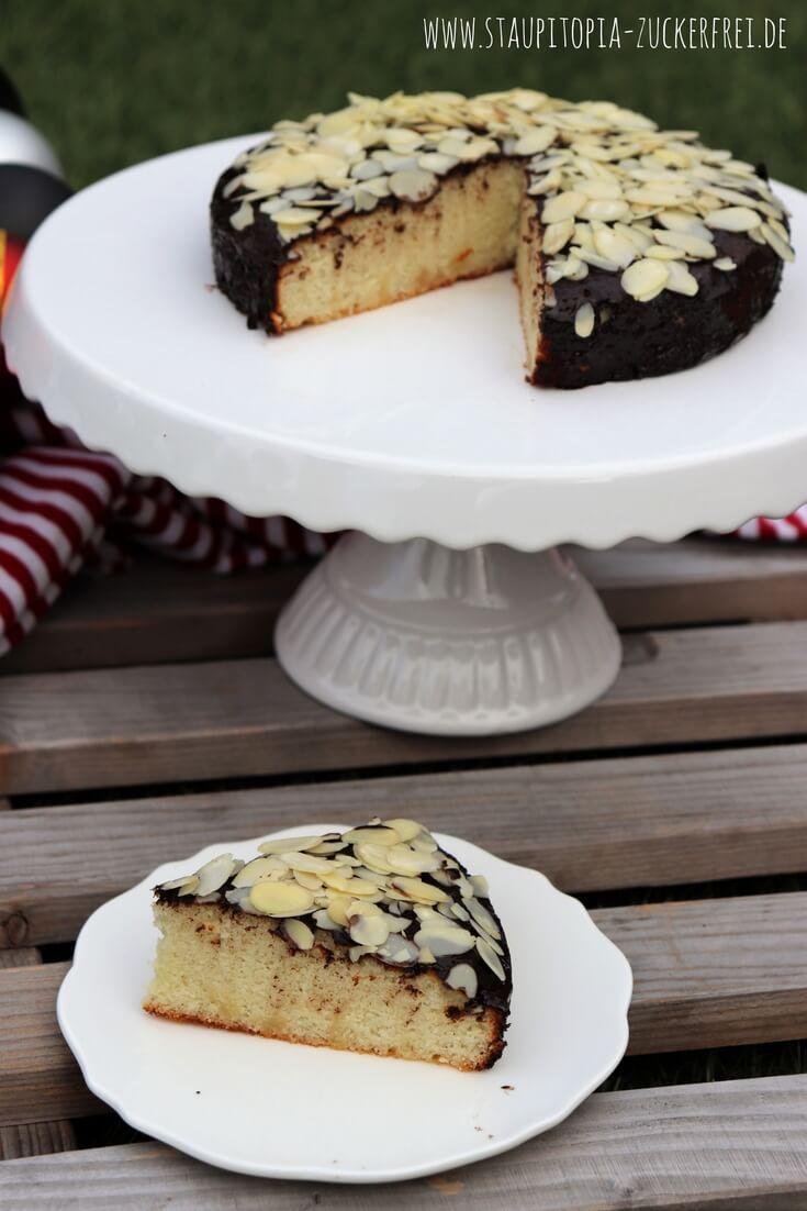 Kuchen einfach ohne zucker