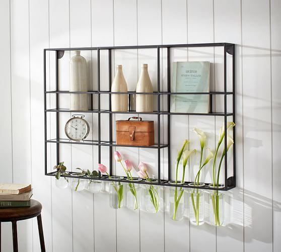 Wall Shelf Unit With Glass Rack Wall Shelf Unit Wall Shelves