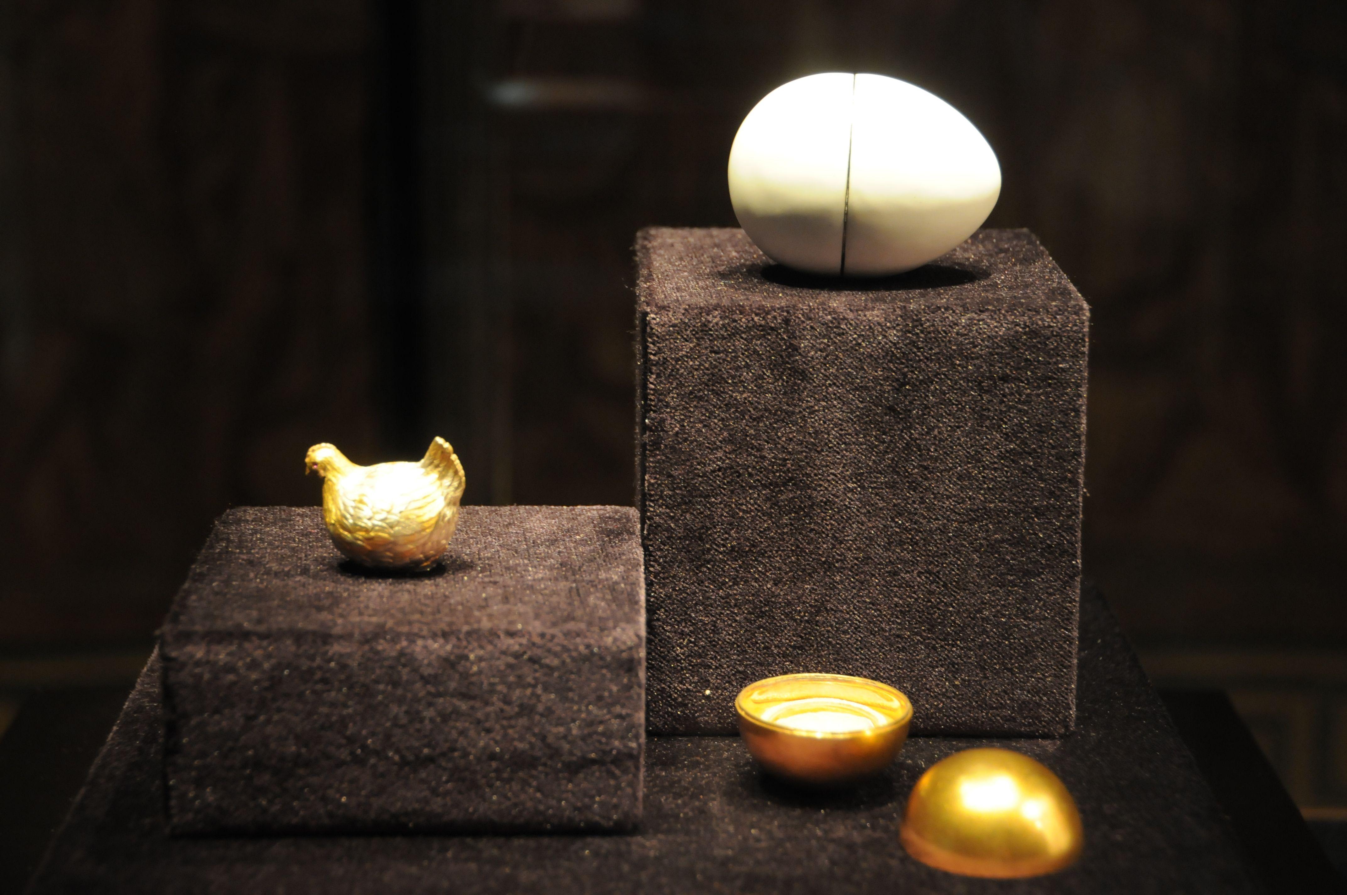 huevos fabergé 2