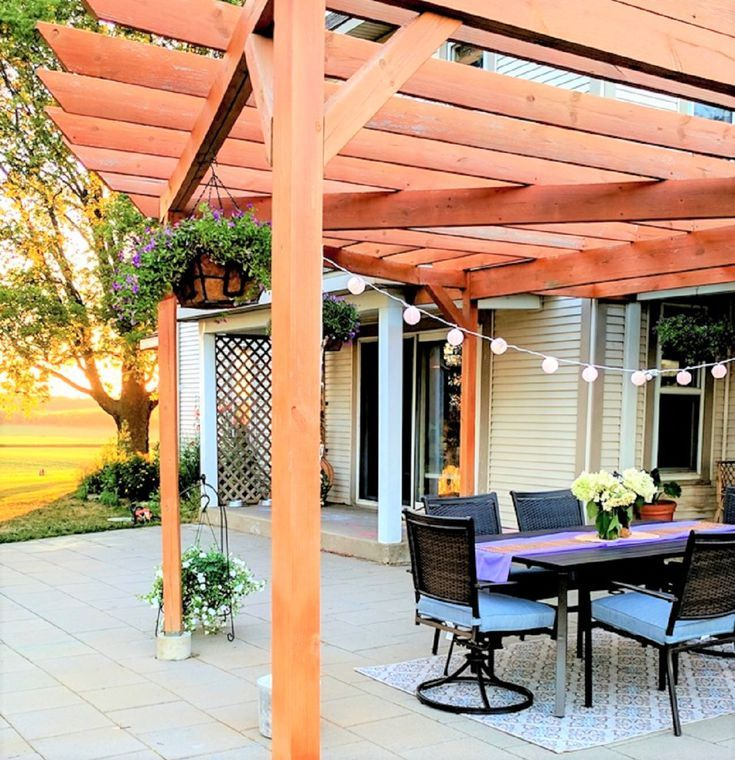 Try One of These 10 Creative DIY Patio Ideas