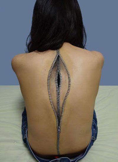 tatouage-tattoo-realiste-realistic-3d-dos-fermeture-eclair | tattoos