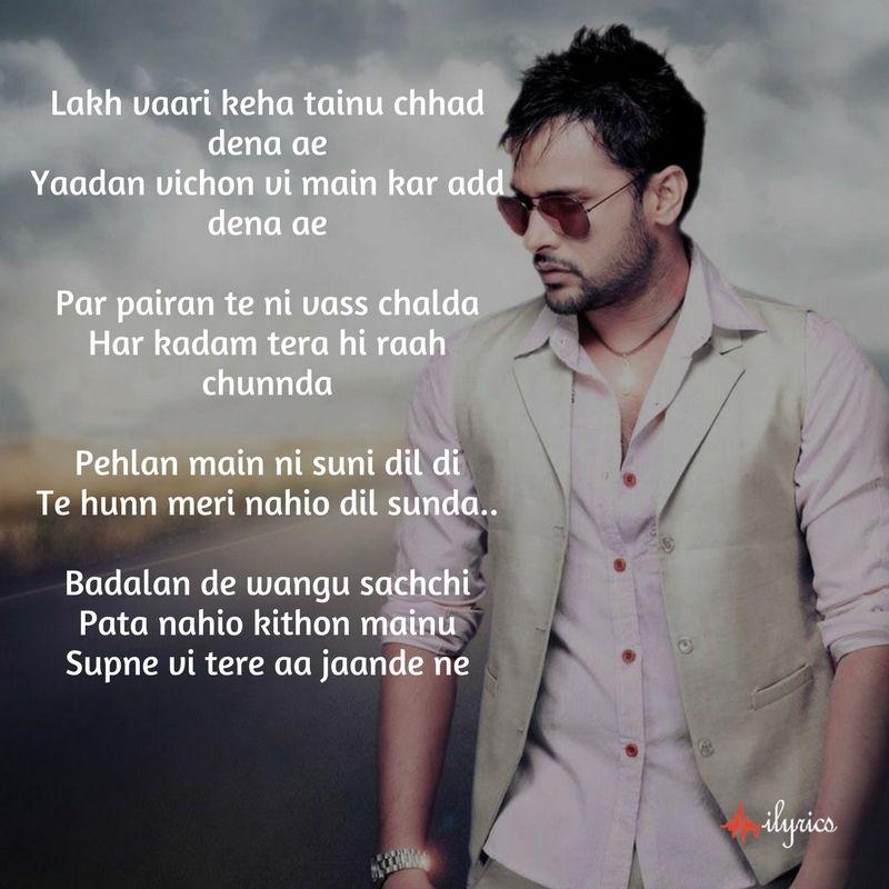 Lakh Vaari Lyrics Lyrics Amrinder Gill Songs