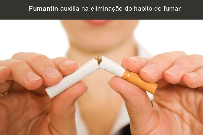 Fumantin Para Que Serve E Como Funciona Parar De Fumar Fumar