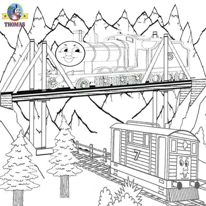 Diesel 10 Coloring Pages - AZ Coloring Pages | Thomas the Train ...