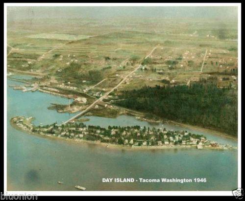 wa tacoma Day island
