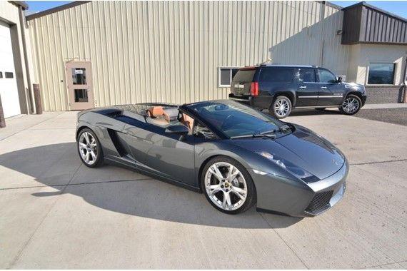 2008 Lamborghini Gallardo Lp 560 4 Spyder 1436882 Photo 1 Full