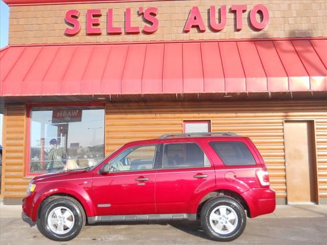 2008 Ford Escape Xlt 4wd Ford Escape Ford Escape Xlt Ford